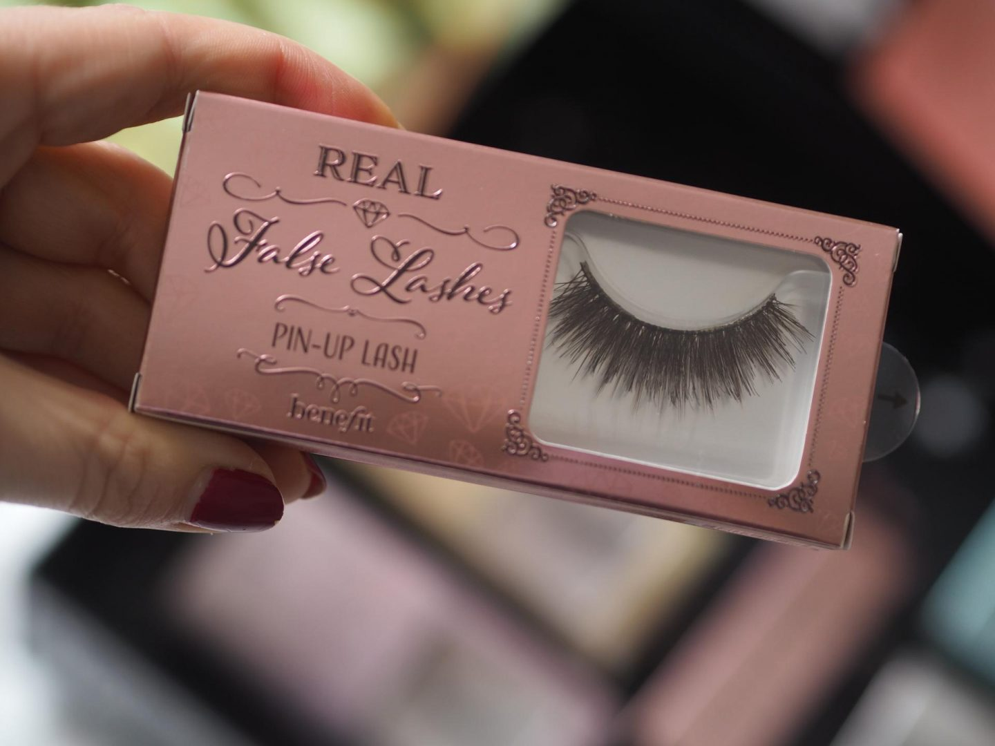d5ff7d8bba7 ... Best Lash And Brow Products - Product: Benefit Real False Lashes
