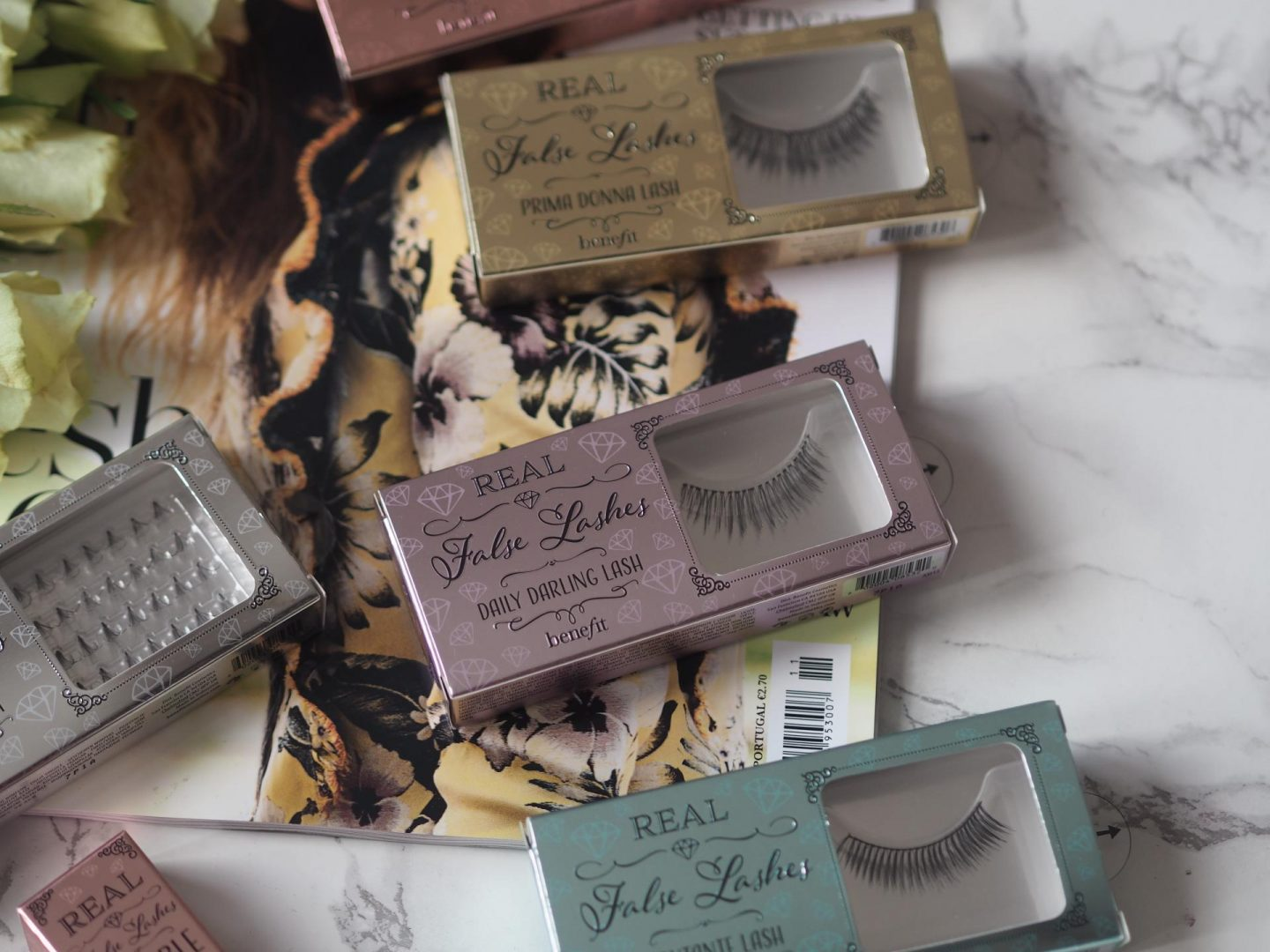 Best Lash And Brow Products - Product: Benefit Real False Lashes
