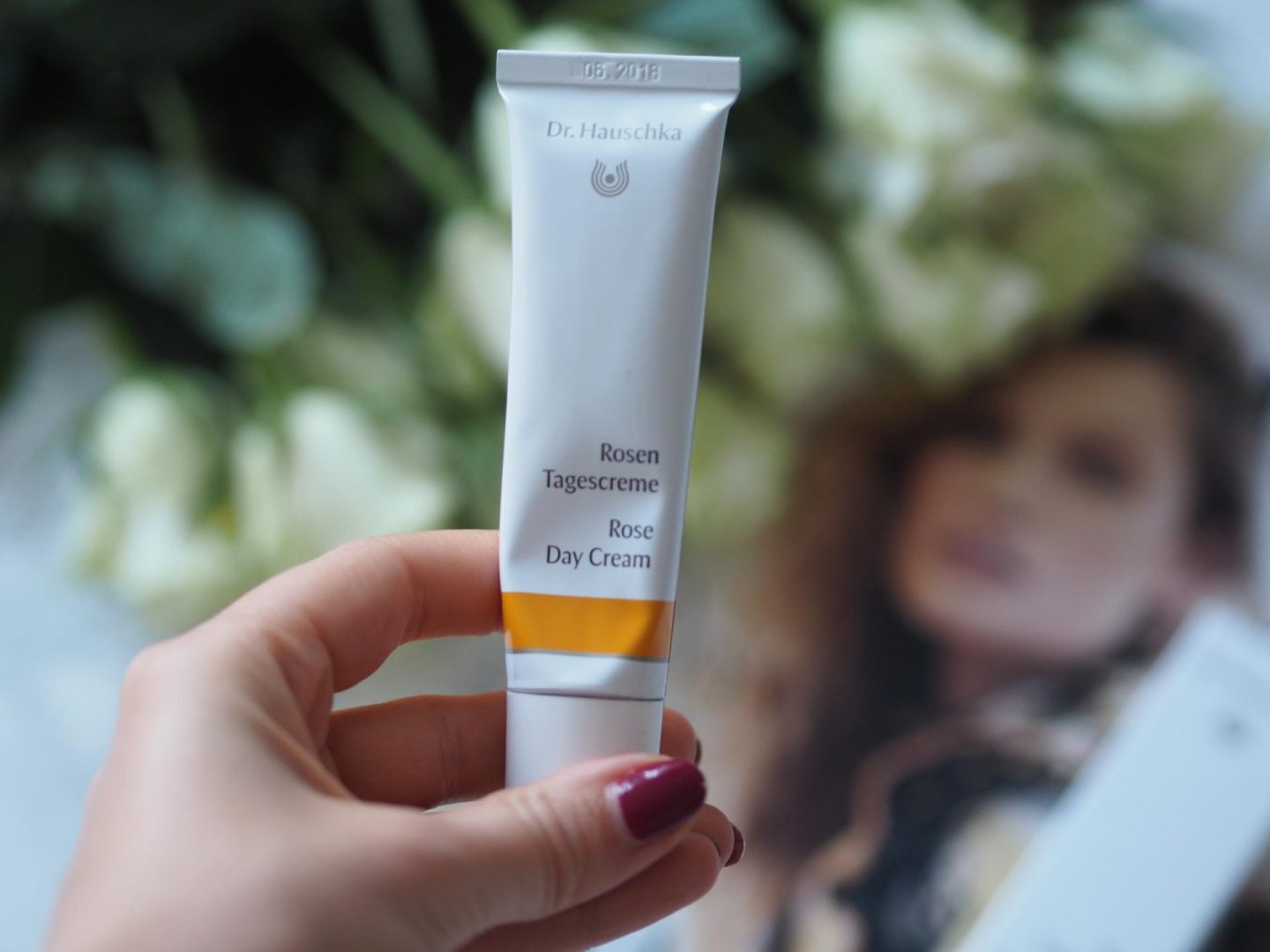 Winter Skincare - Product: Dr. Hauschka Rose Day Cream
