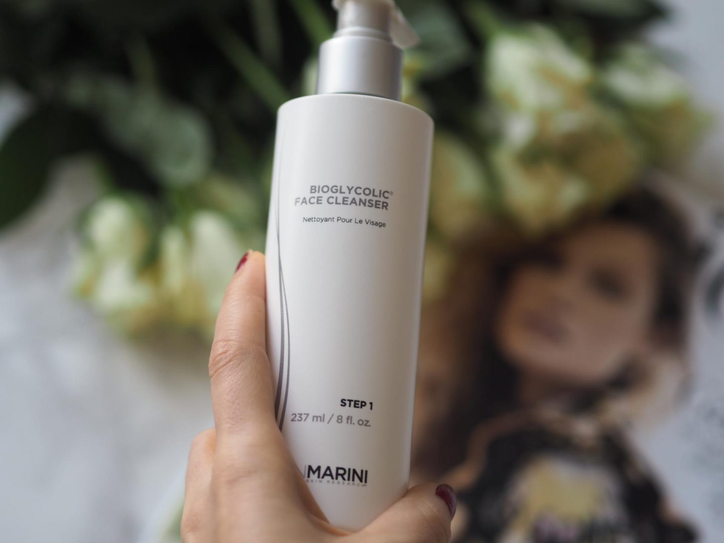 Winter Skincare - Product: Jan Marini Bioglycolic Face Cleanser