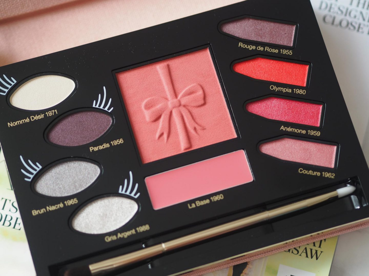 New Make-Up Products - Product: Lancôme Olympia Le Tan's Wonderland Palette