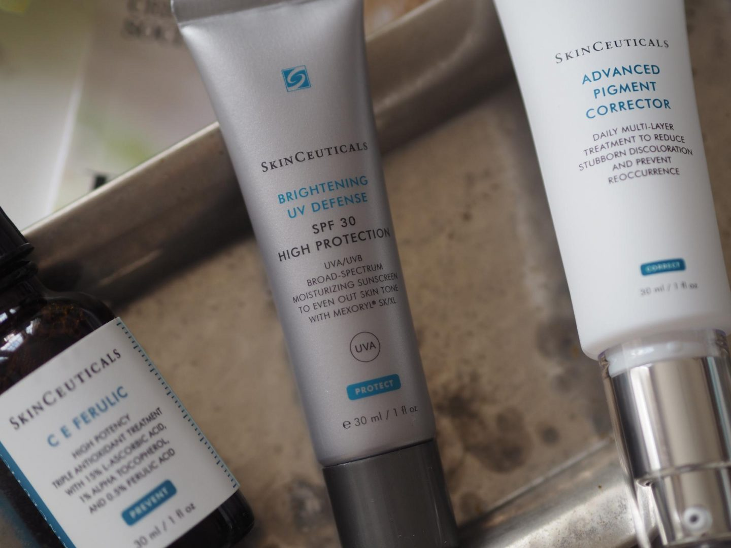 Skincare Products to Target Melasma - Product: SkinCeuticals Advanced Pigment Corrector