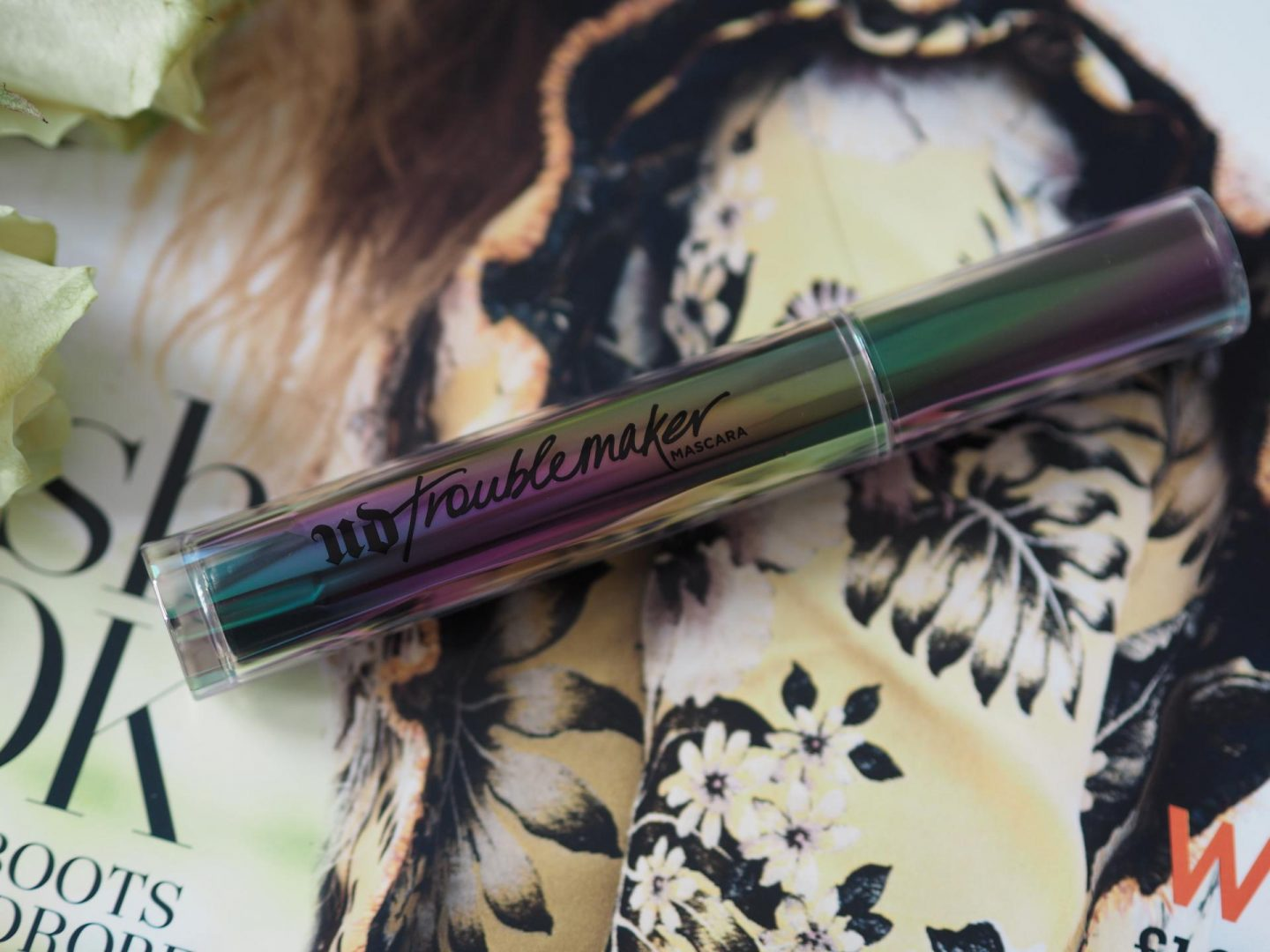 New Make-Up Products - Product: Urban Decay Troublemaker Mascara