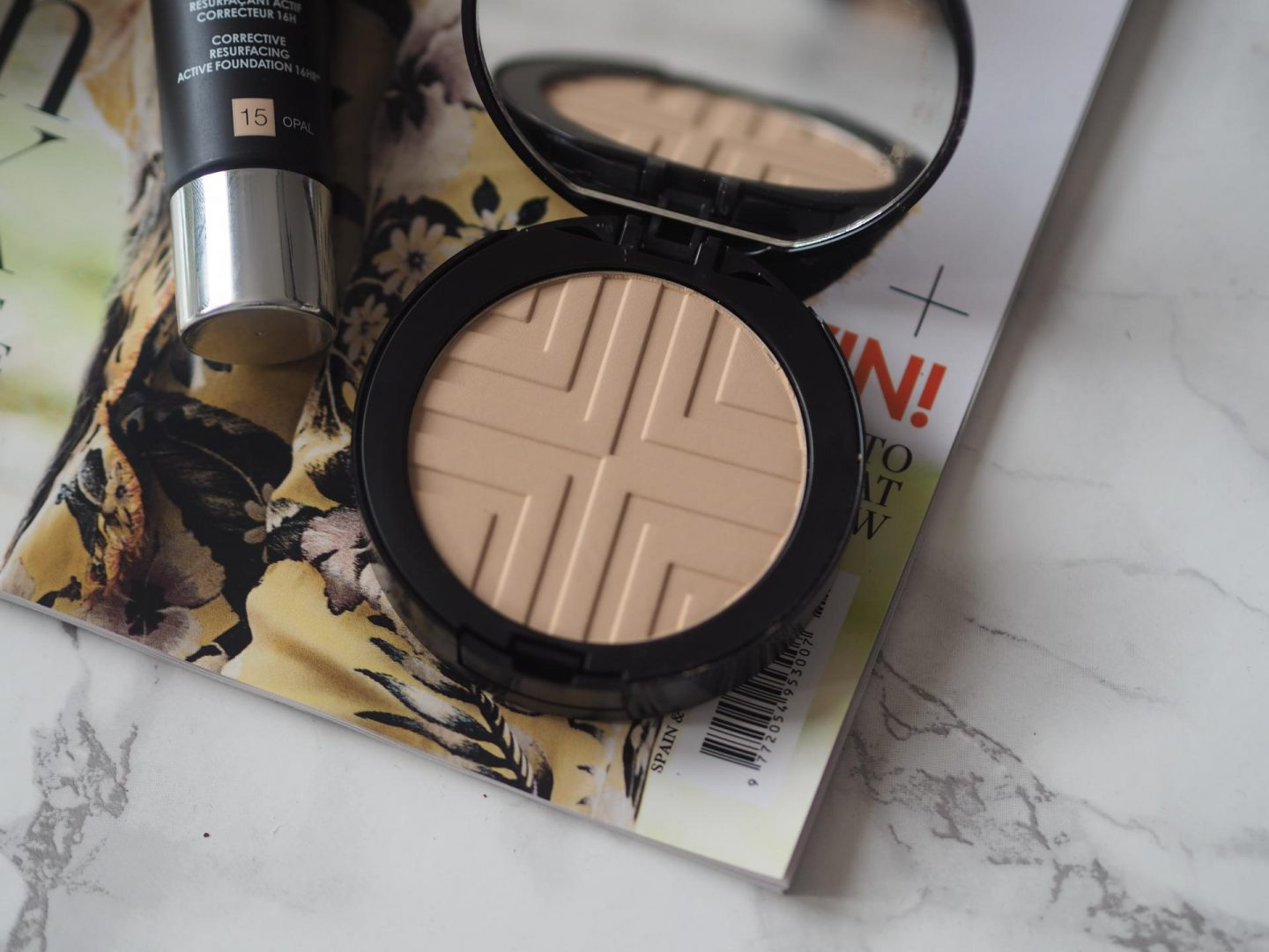 Best Long-Lasting Foundations - Product: Vichy Dermablend Cover Matte Compact Powder Foundation SPF 25
