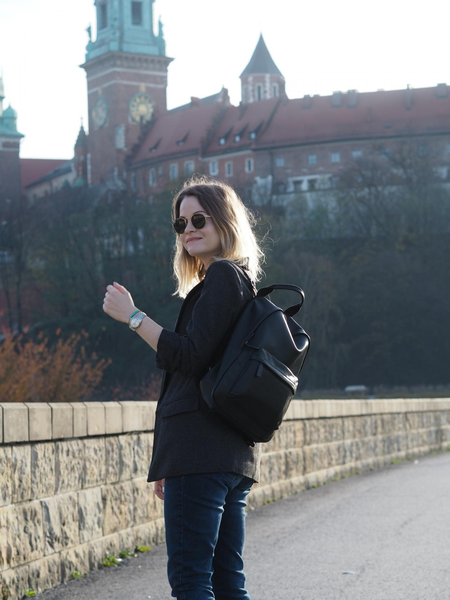 A City Break to Krakow, Poland: Primark Outfit