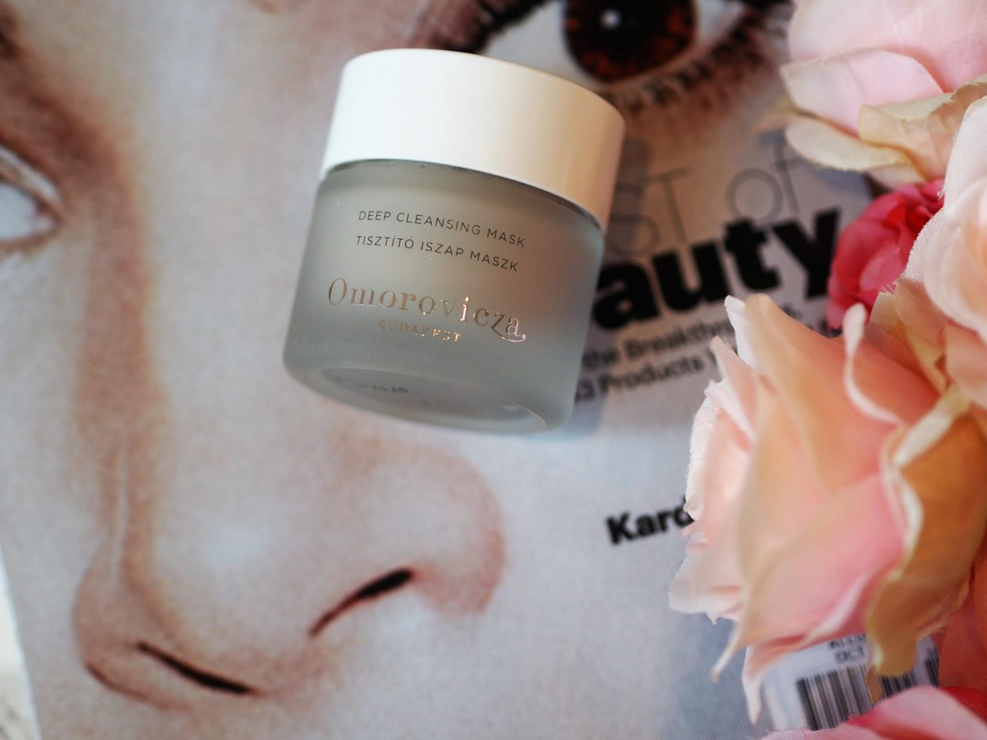 Omorovicza Deep Cleansing Mask (Lookfantastic Exclusive)