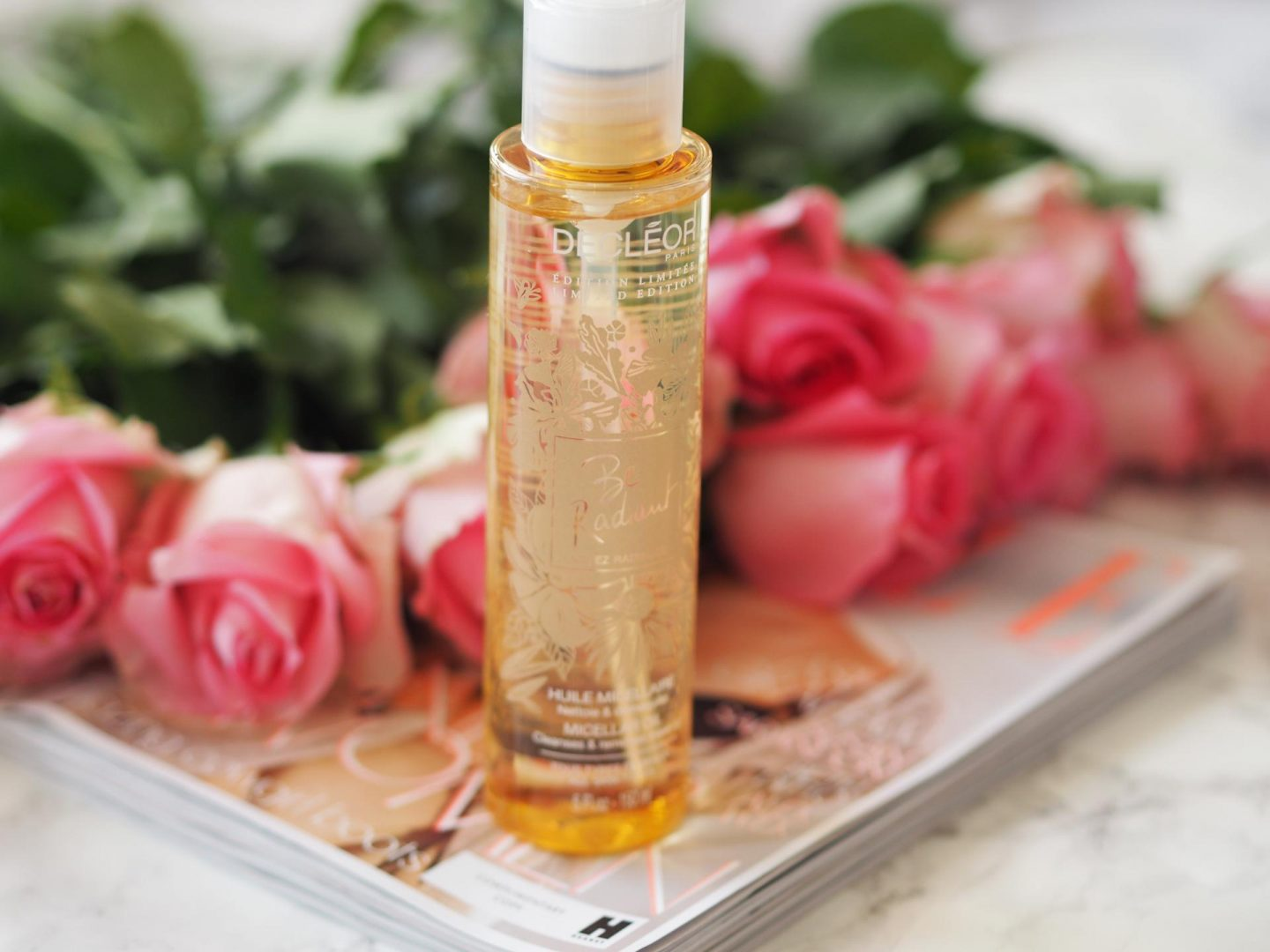 Decleor Limited Edition Be Radiant Micellar Oil