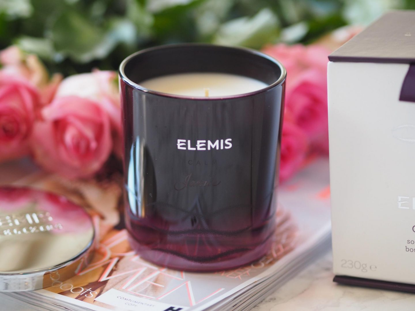 Elemis Calm Soothing Candle