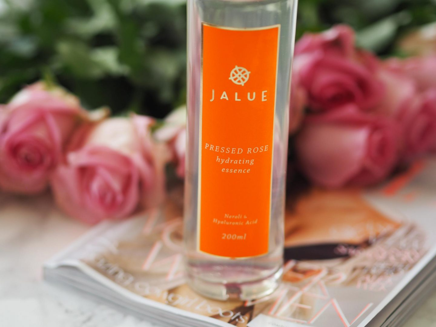 Jalue Pressed Rose Hydrating Essence