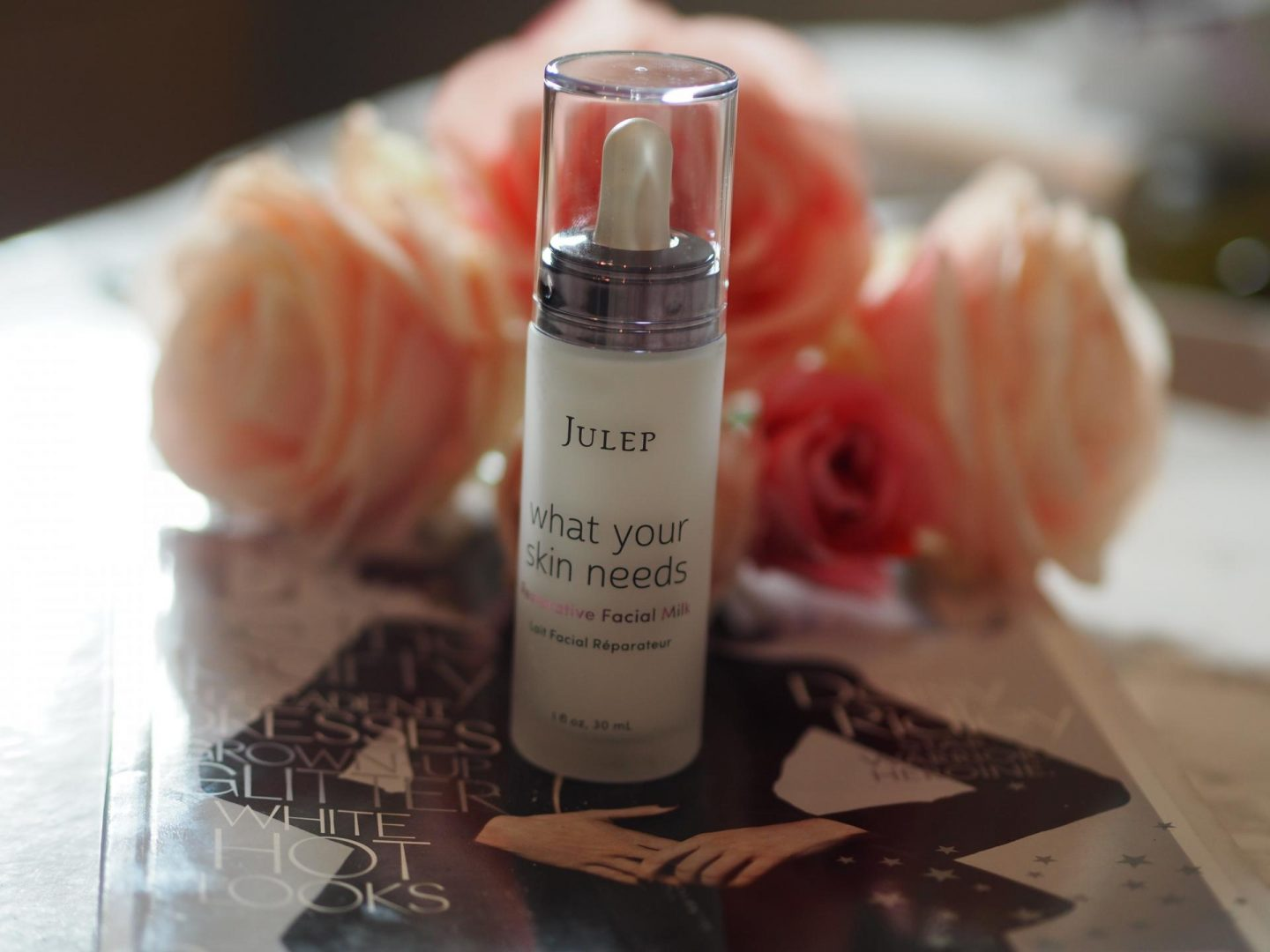 Julep What Your Skin Needs Restorative Facial Milk