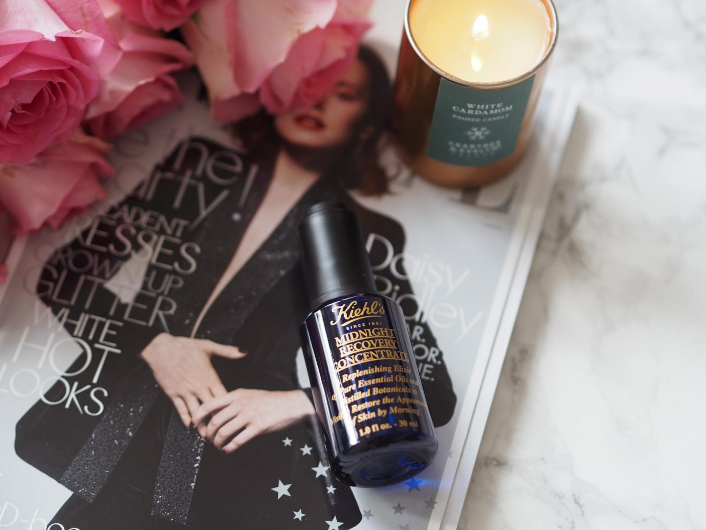 Kiehl's Advanced Midnight Recovery Concentrate