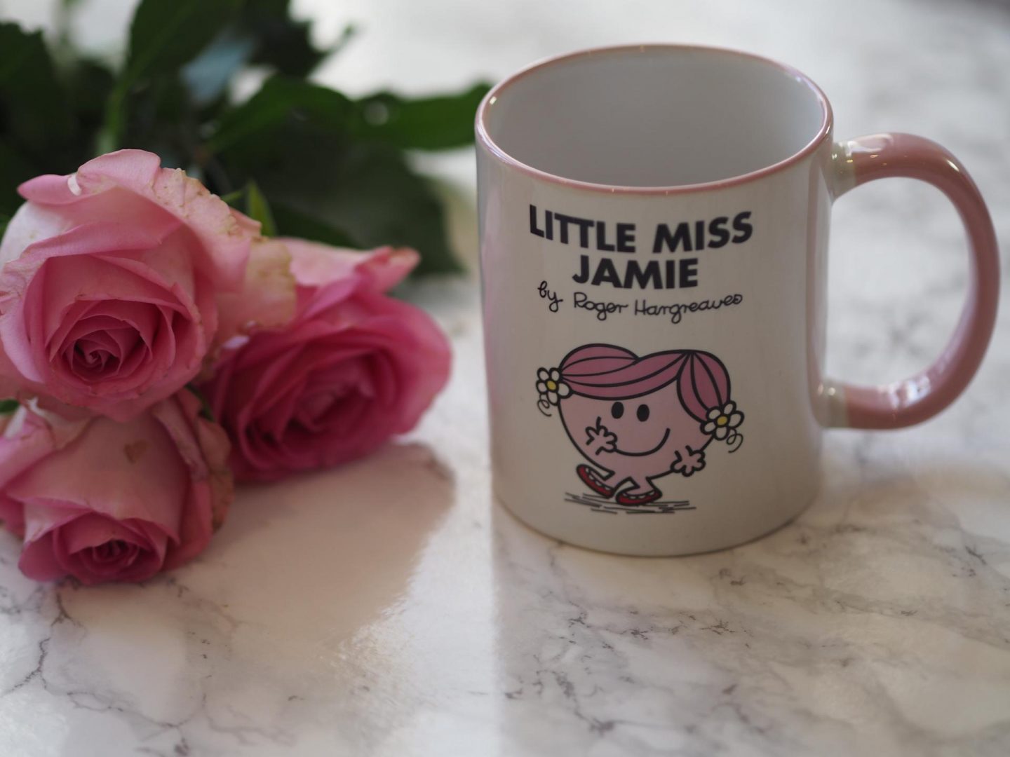 Little Miss Mug by Roger Hargreaves – Personalised