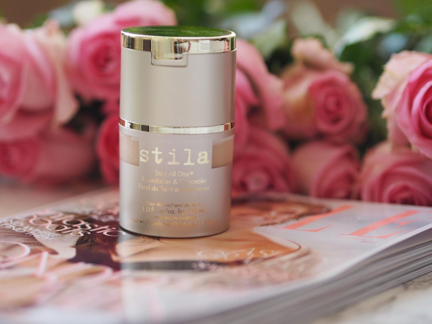Stila Stay All Day Foundation and Concealer – Light 3