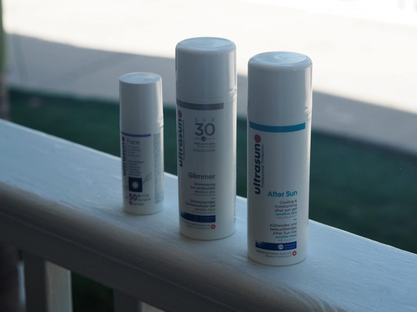 Ultrasun Sunscreen