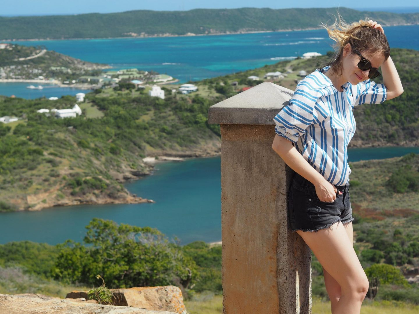 Views in Antigua