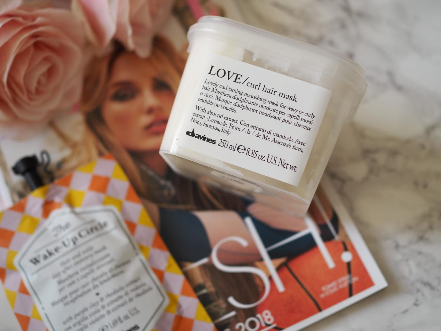 Valentine's Day Gift Guide - Davines Hair Mask