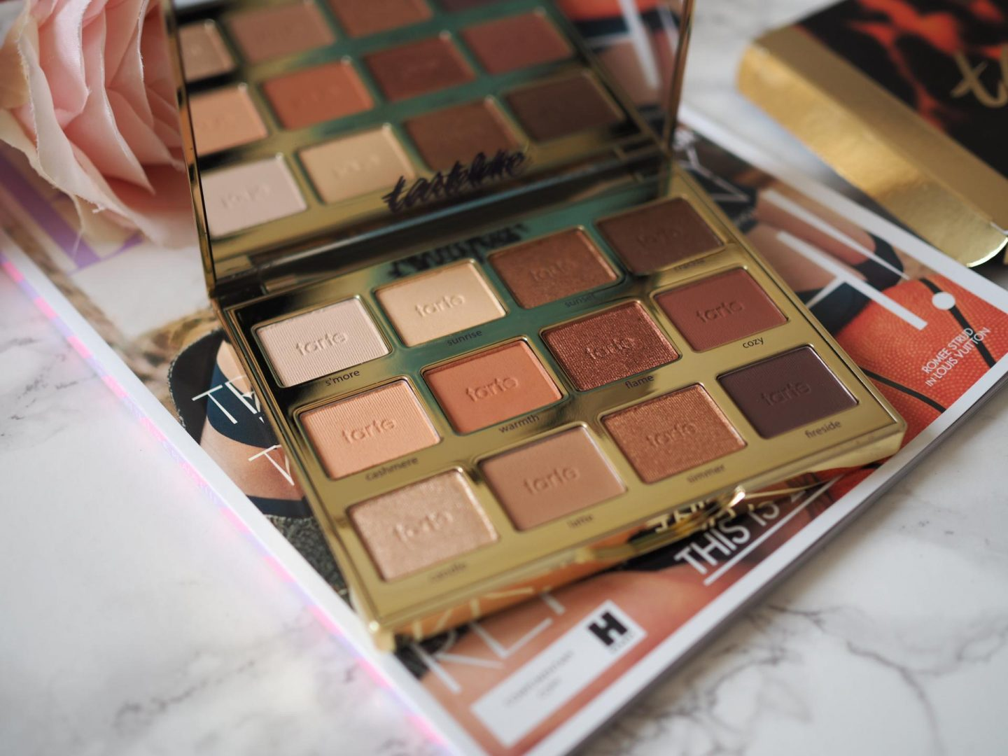 Valentine's Day Gift Guide - Tartlette Toasted Palette from Tarte