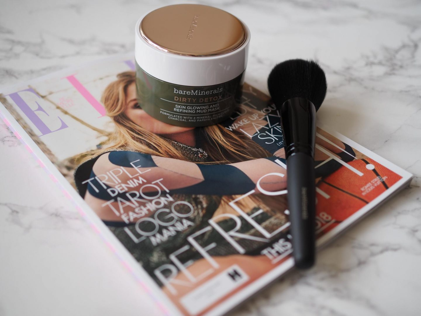 Valentine's Day Gift Guide - bareMinerals Dirty Detox Mud Mask