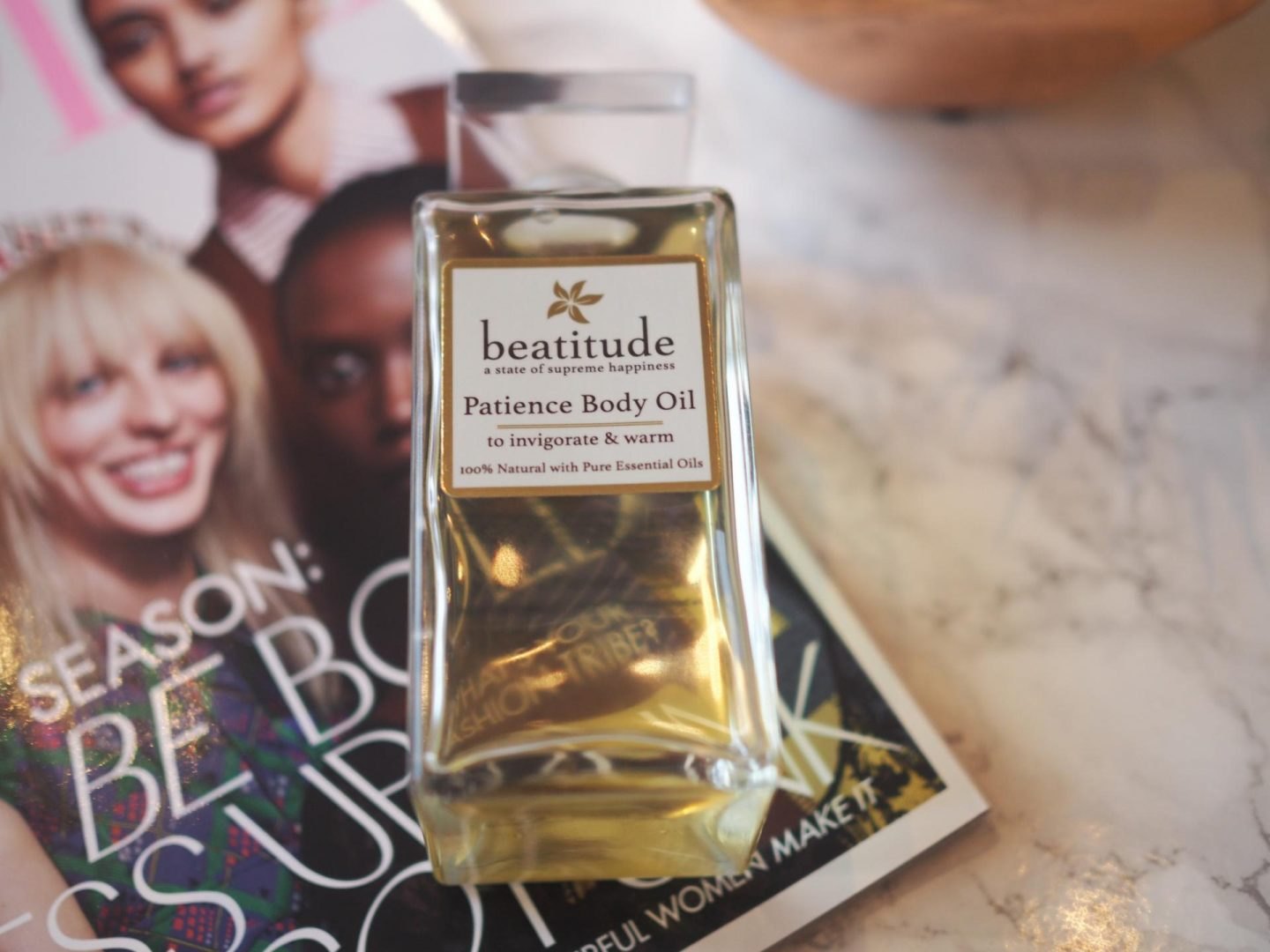 Beautitude Patience Body Oil