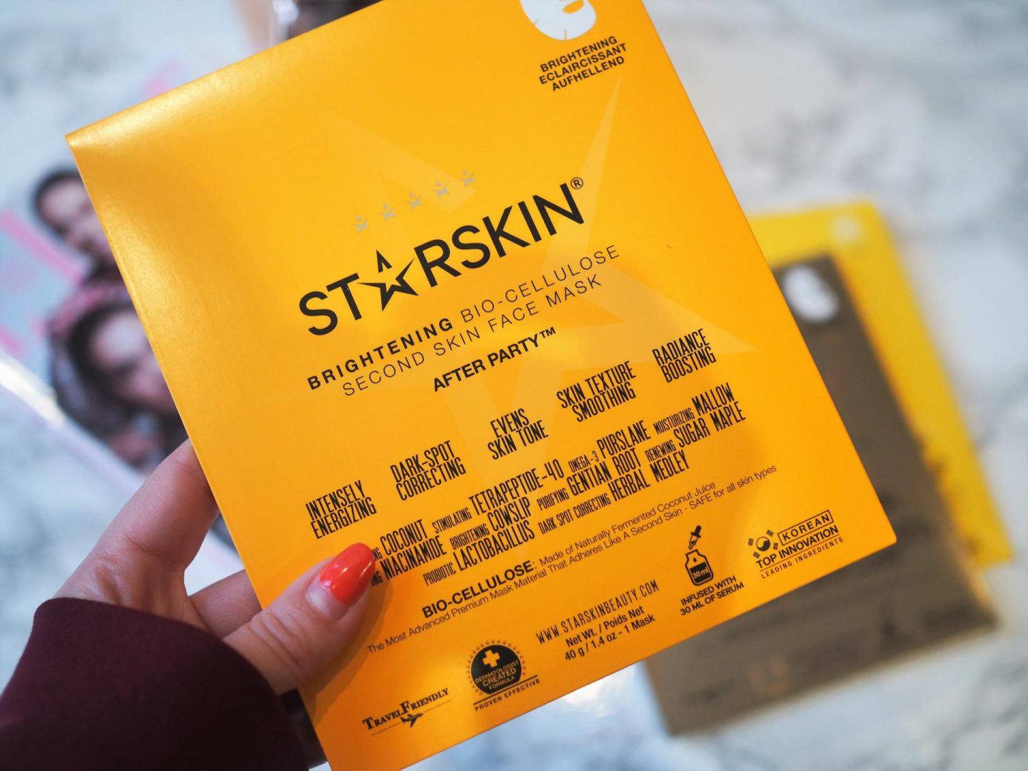 Starskin After Party Mask