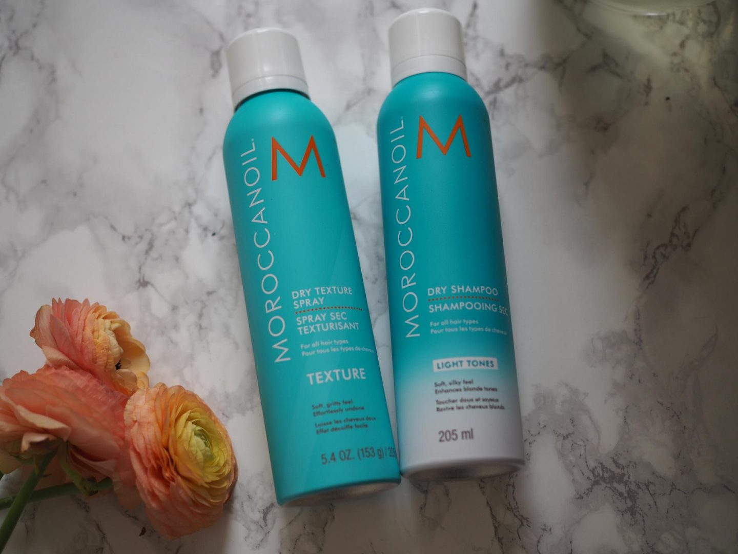 Moroccan Oil Dry Texture Spray