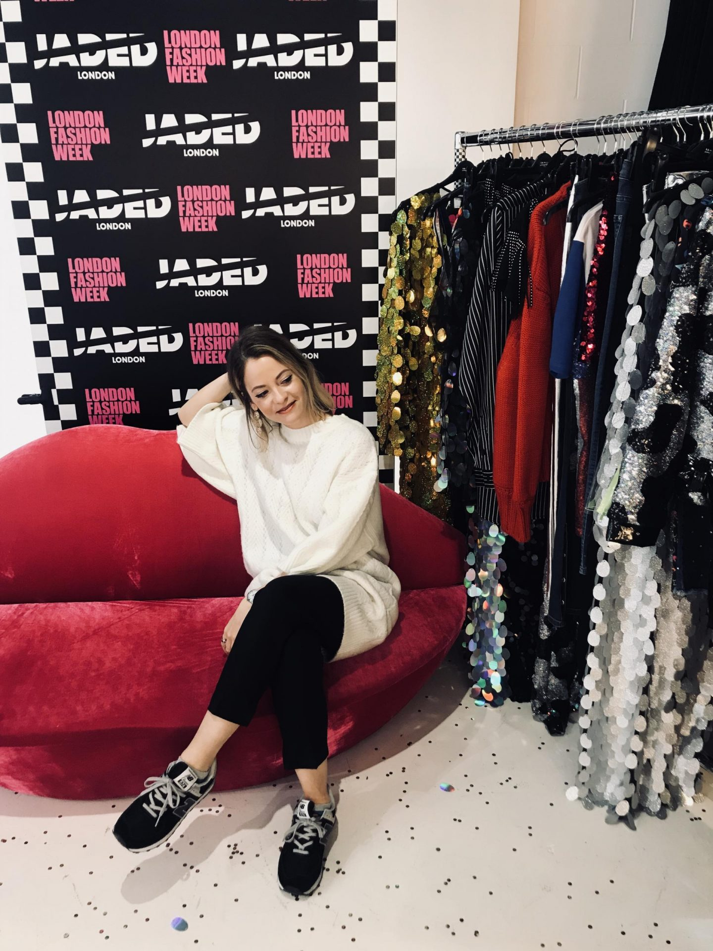 Smashbox event with Jaded London