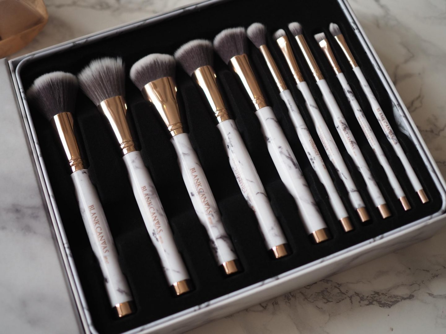 Blank Canvas Marble Brushes