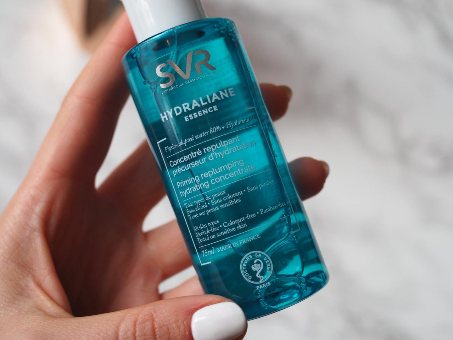 SVR Priming Replumping Hydrating Concentrate