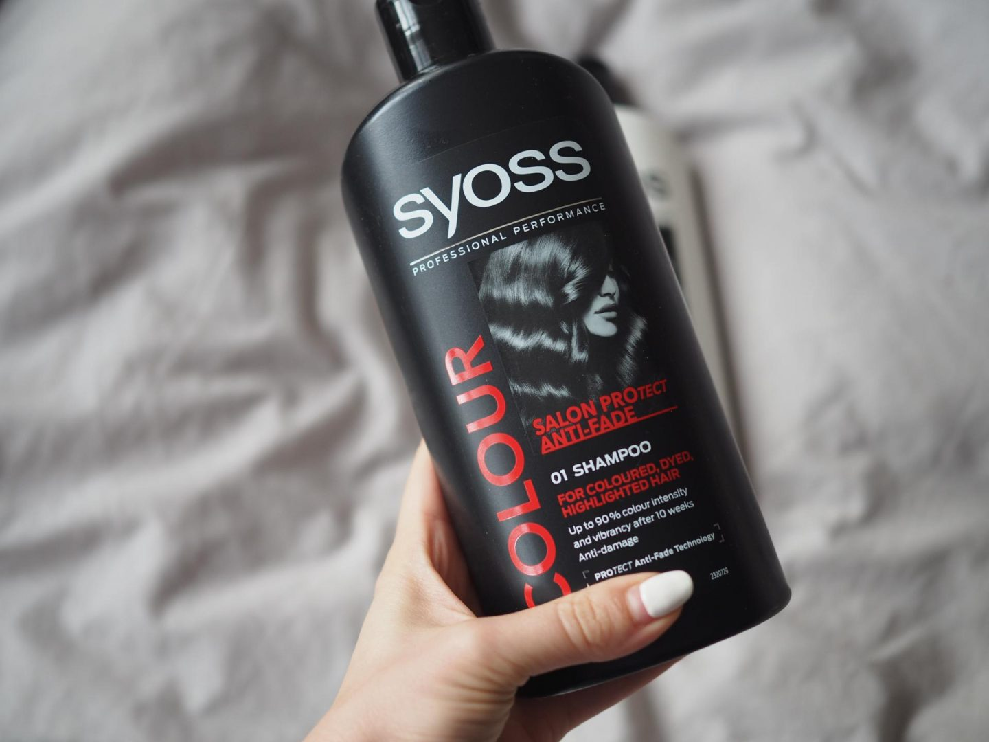 Syoss Salon Protect Anti-Fade Shampoo and Conditioner