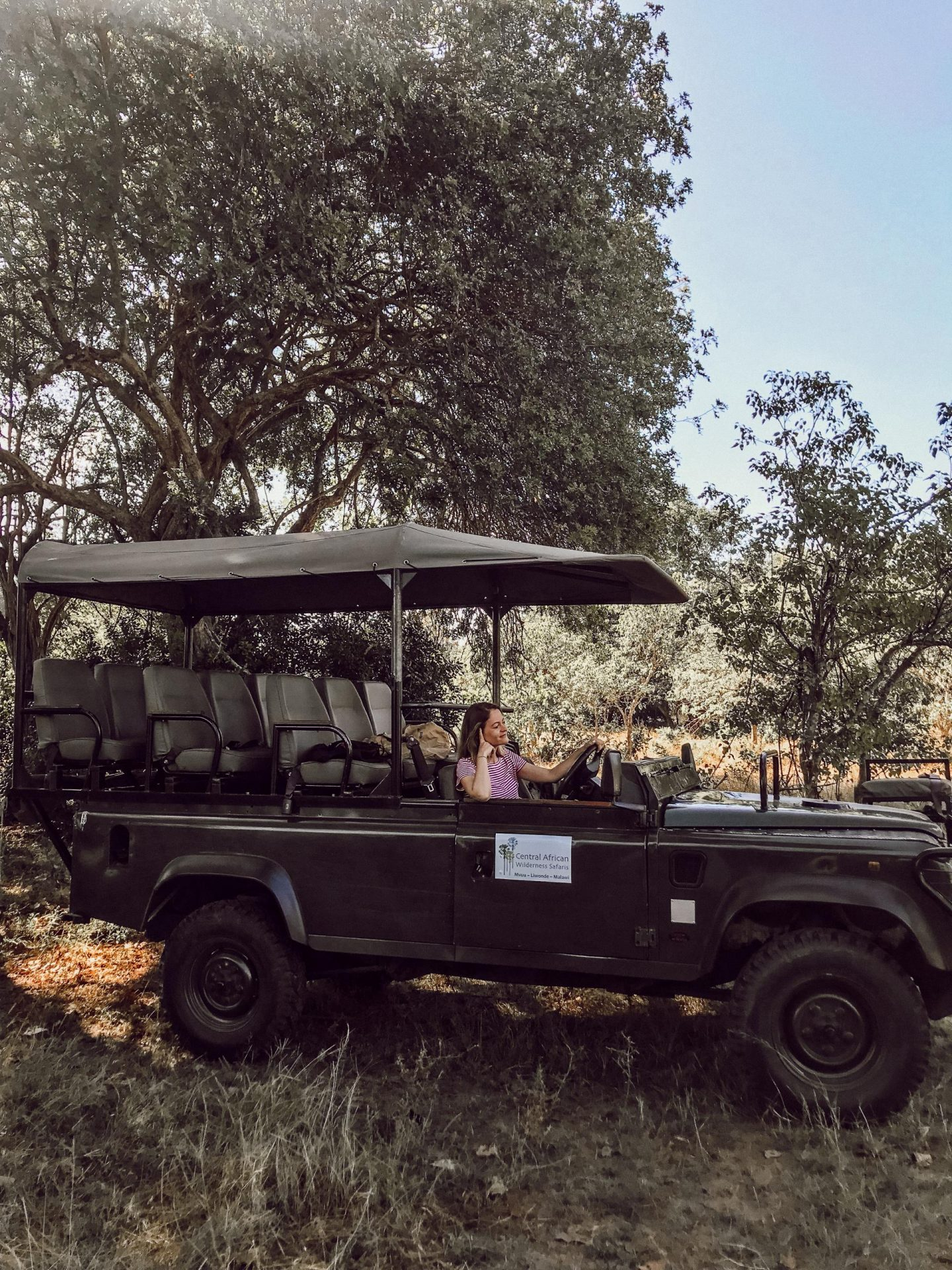 Game Drive in Liwonde National Park