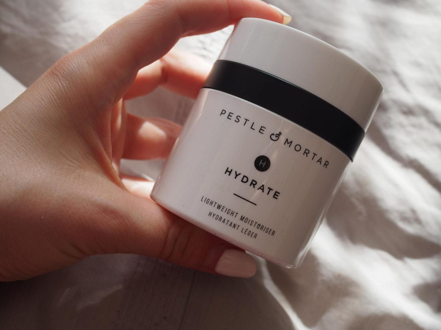 best products for dry skin - Pestle & Mortar Hydrate Lightweight Moisturiser