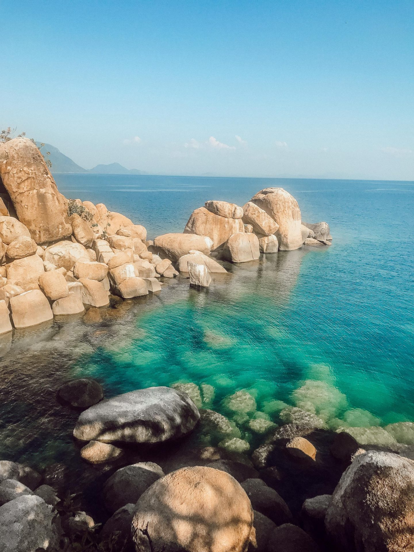 Lake Malawi and Mumbo Island