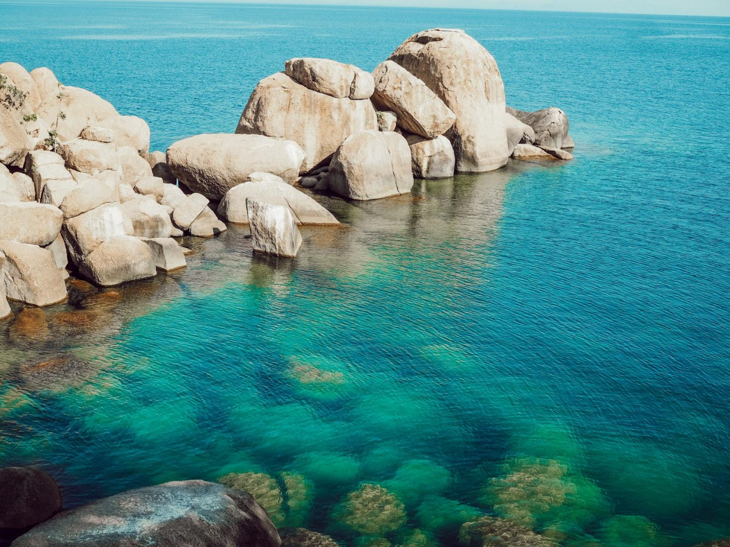 Mumbo Island in Lake Malawi