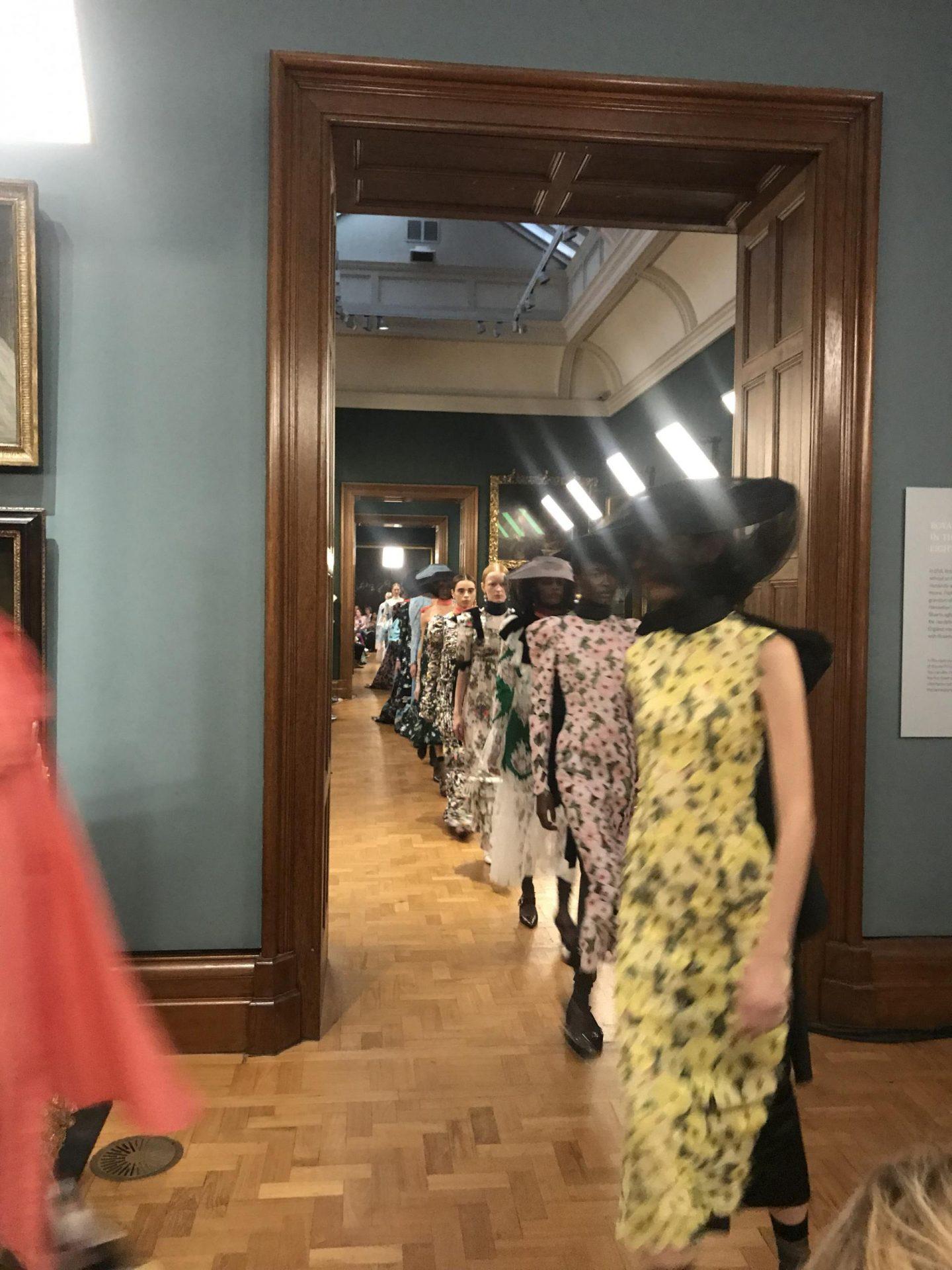 London Fashion Week: Beauty Trends for SS19