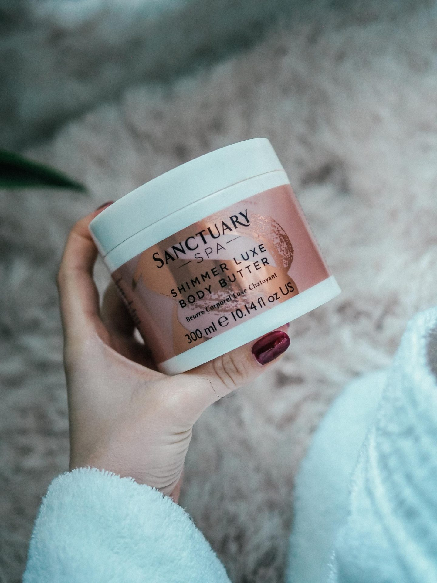 Sanctuary Spa Shimmer Luxe Body Butter