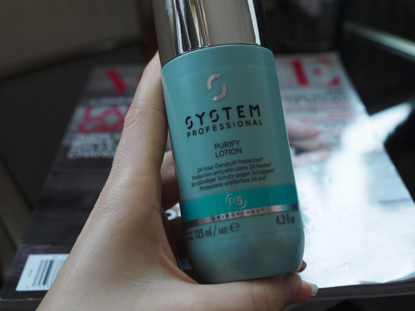 System Professional Purify Lotion