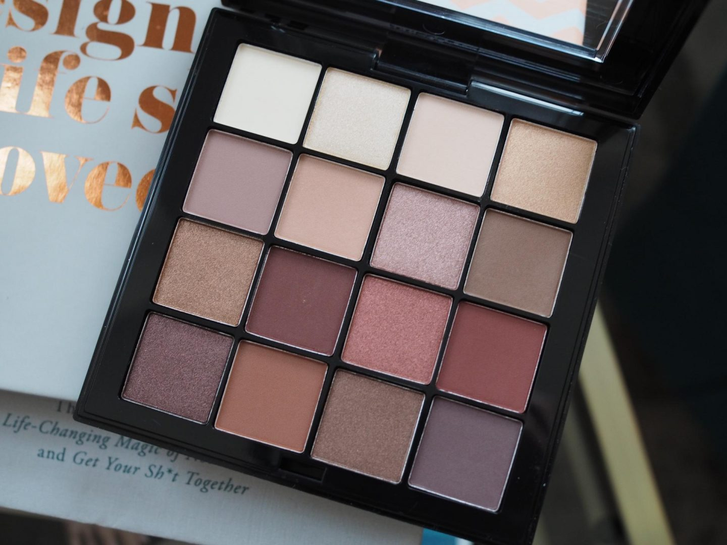 NYX palette review
