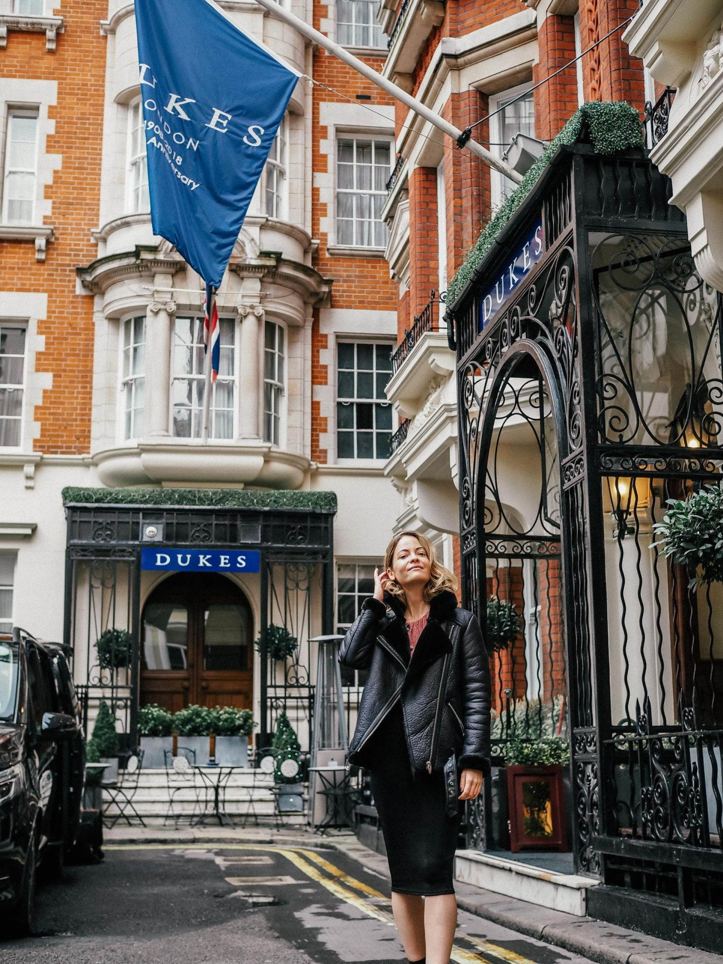 A London Luxury Boutique Hotel and A Night at Dukes London