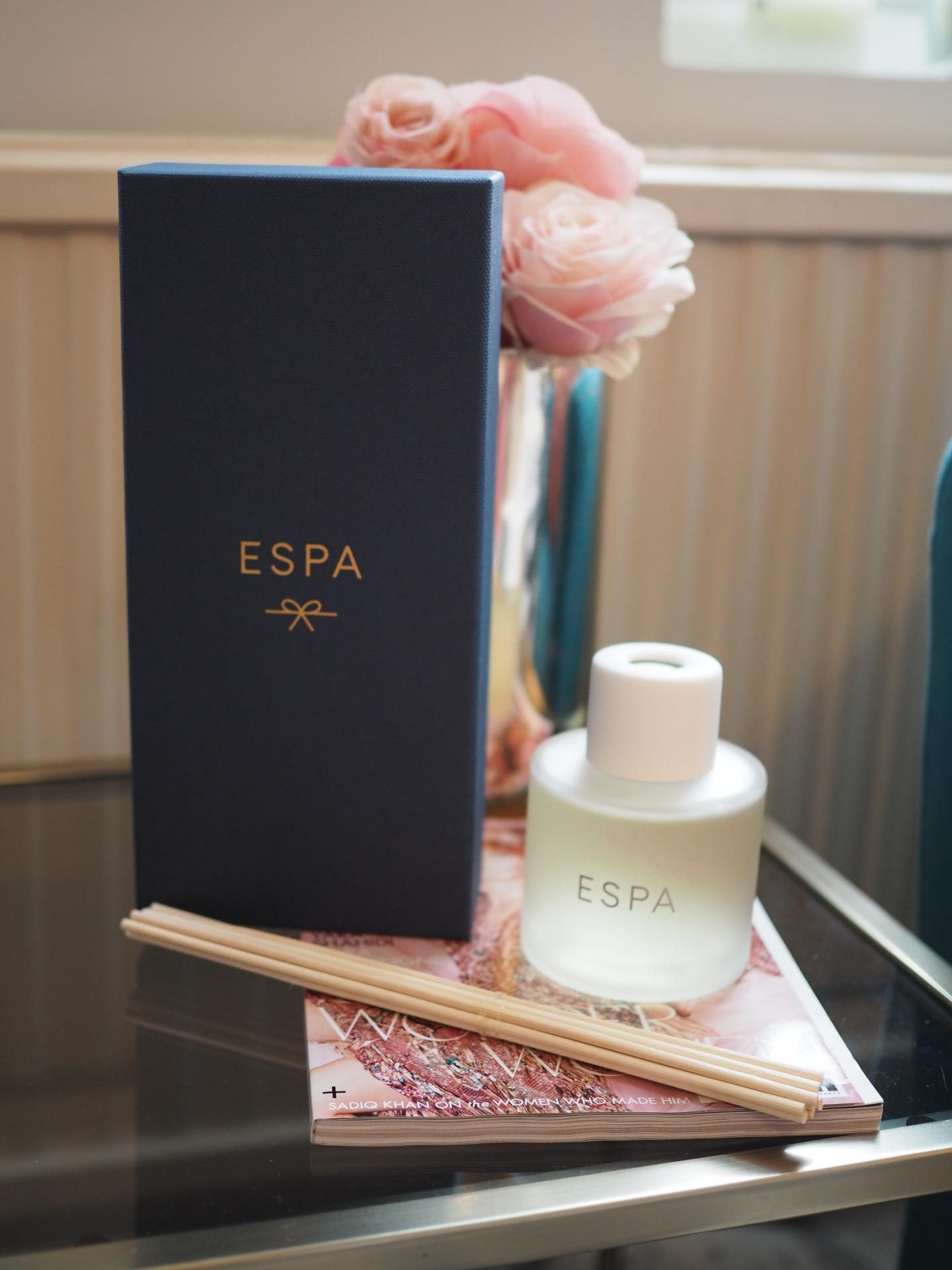 ESPA Ginger & Pink Pepper Candle