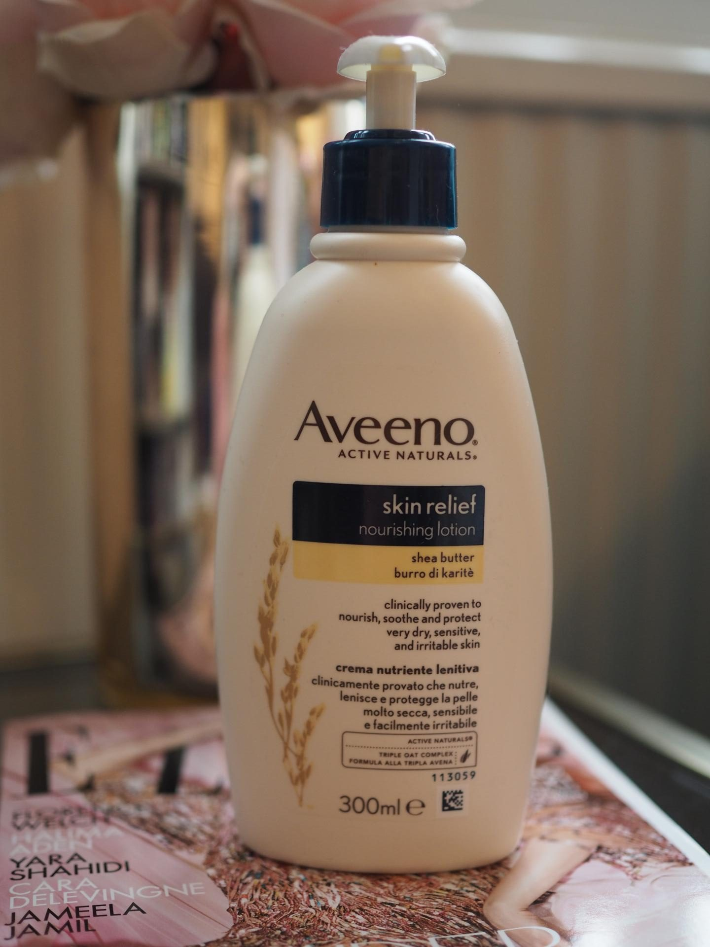 Aveeno Skin Relief Nourishing Lotion