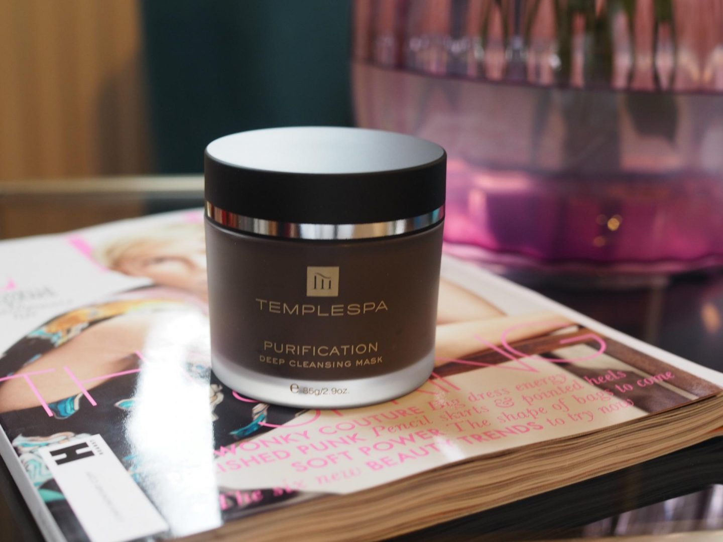 Temple Spa Purification Deep Cleansing Mask