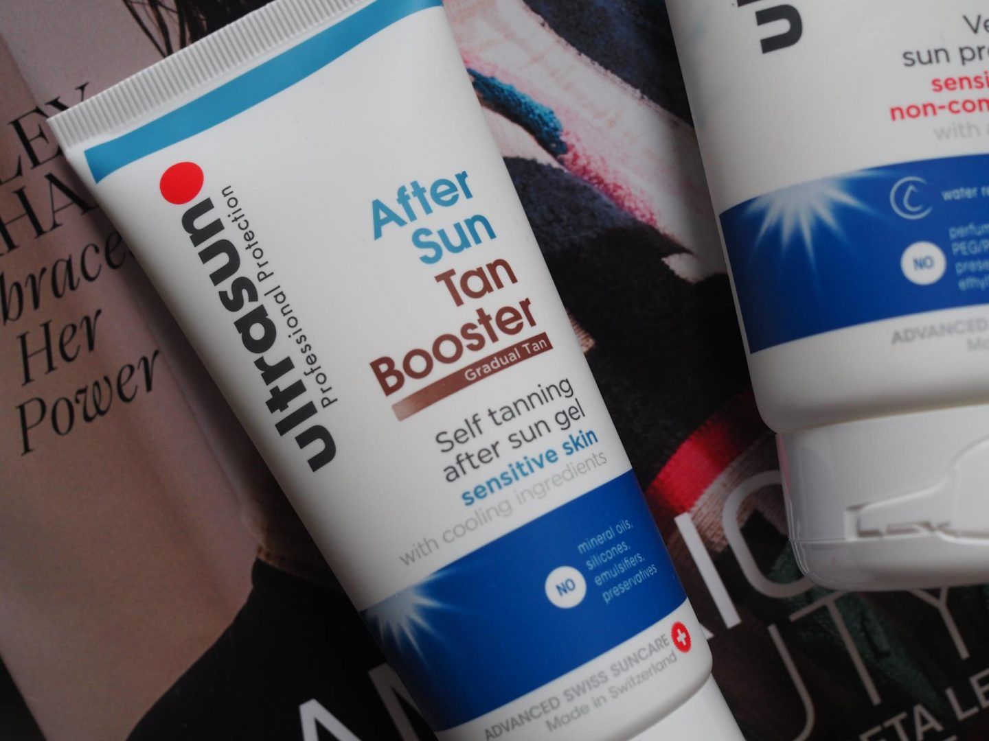 Ultrasun Aftersun Tan Booster