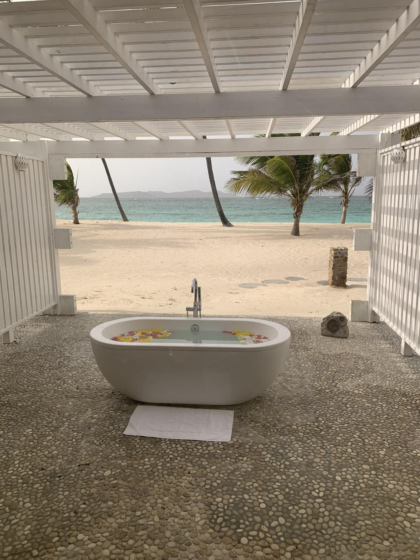 Hibiscus Package at The spa at Palm Island Grenadines
