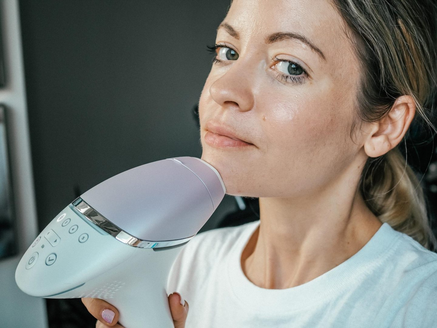 at-home IPL with the Philips Lumea Prestige