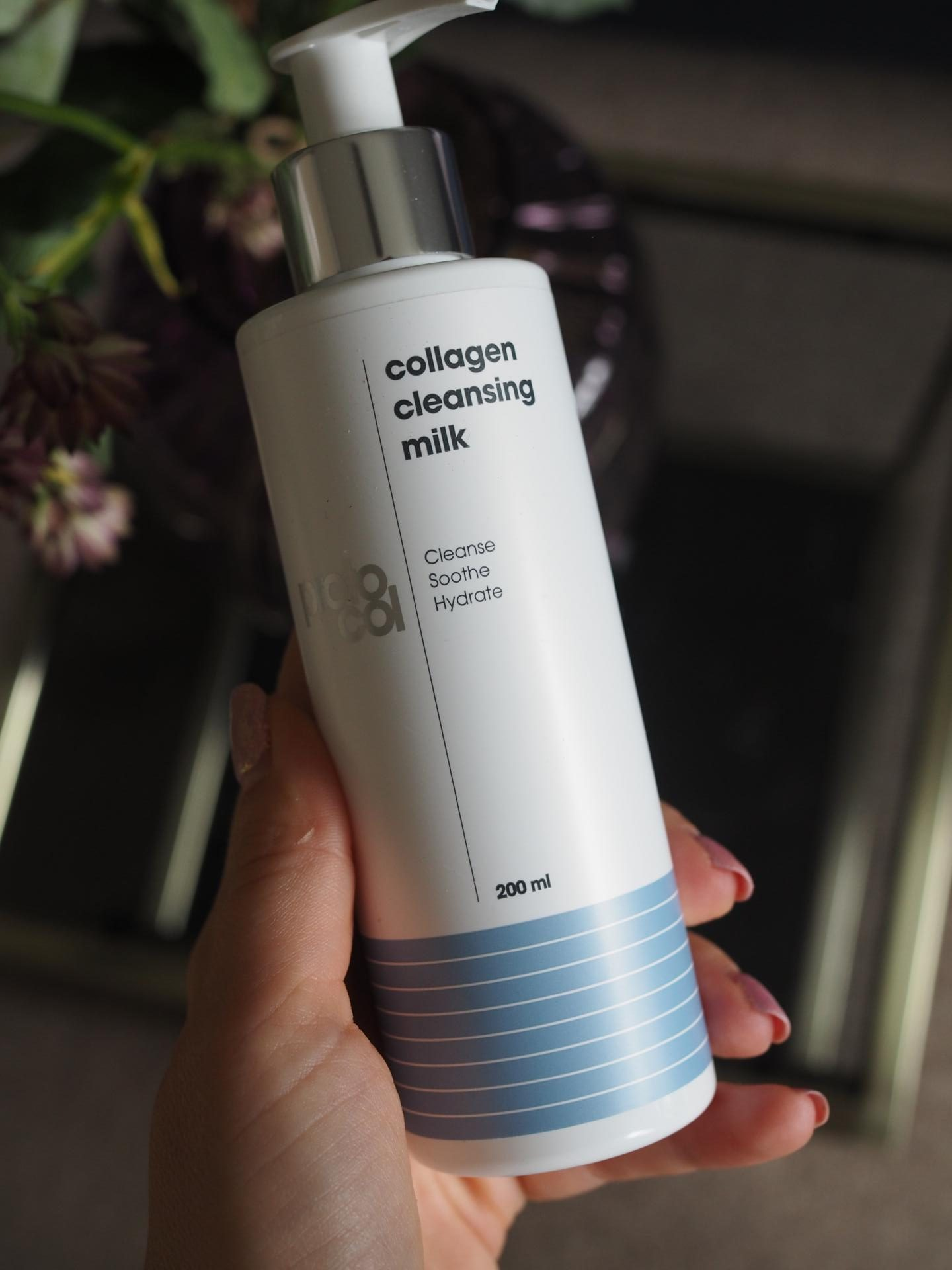 Protocol Collagen Cleansing Milk