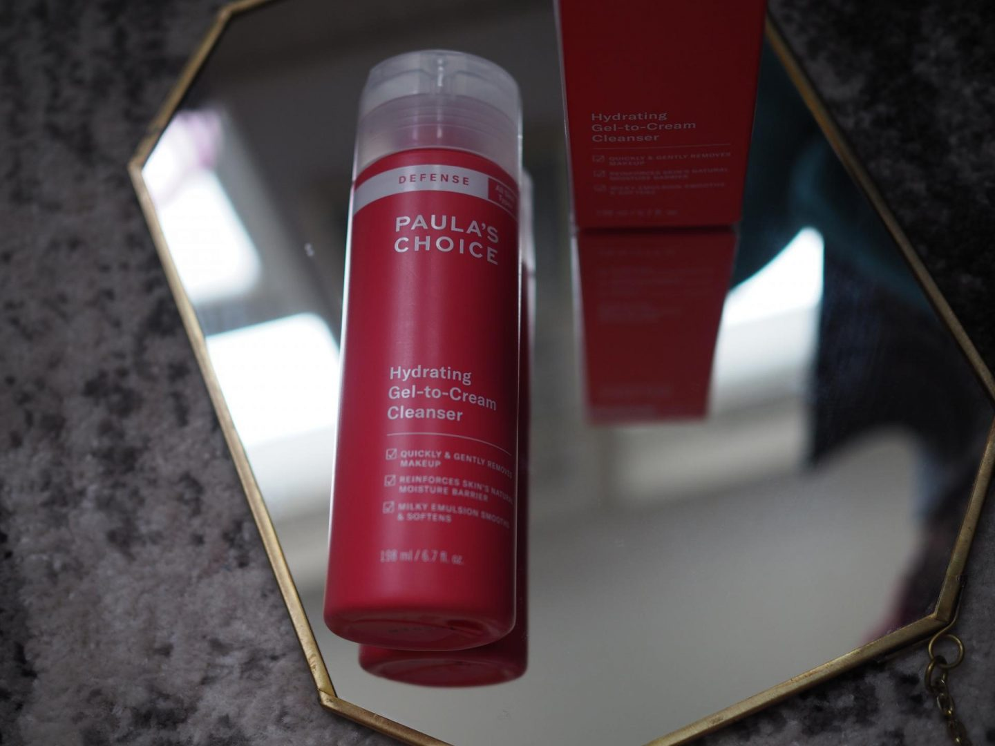 Paula's Choice Hydrating Gel to Cream Cleanser