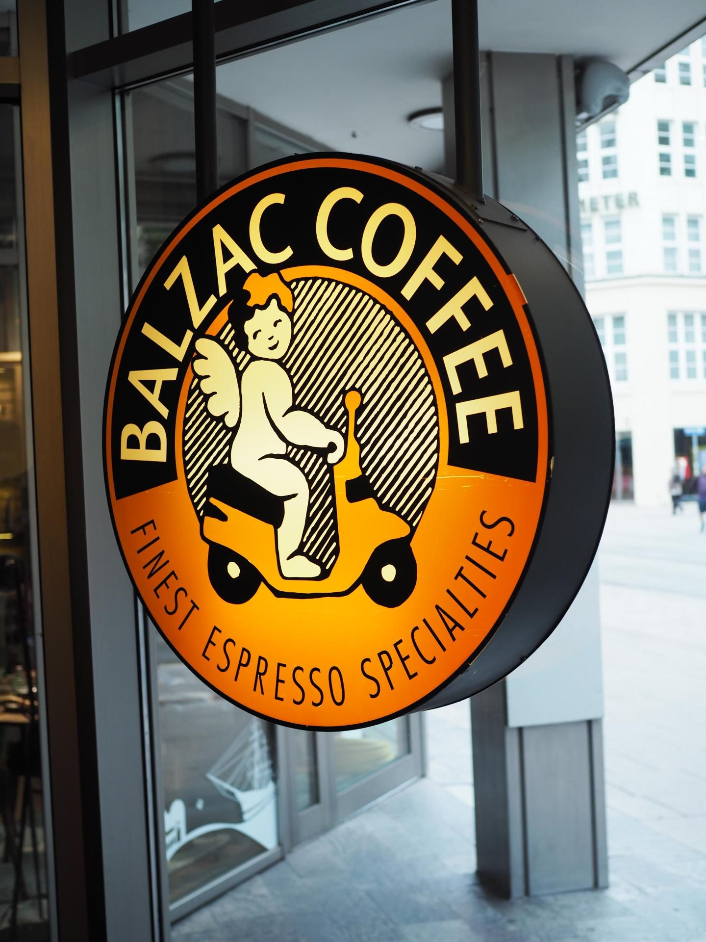 Balzac Coffee Hamburg