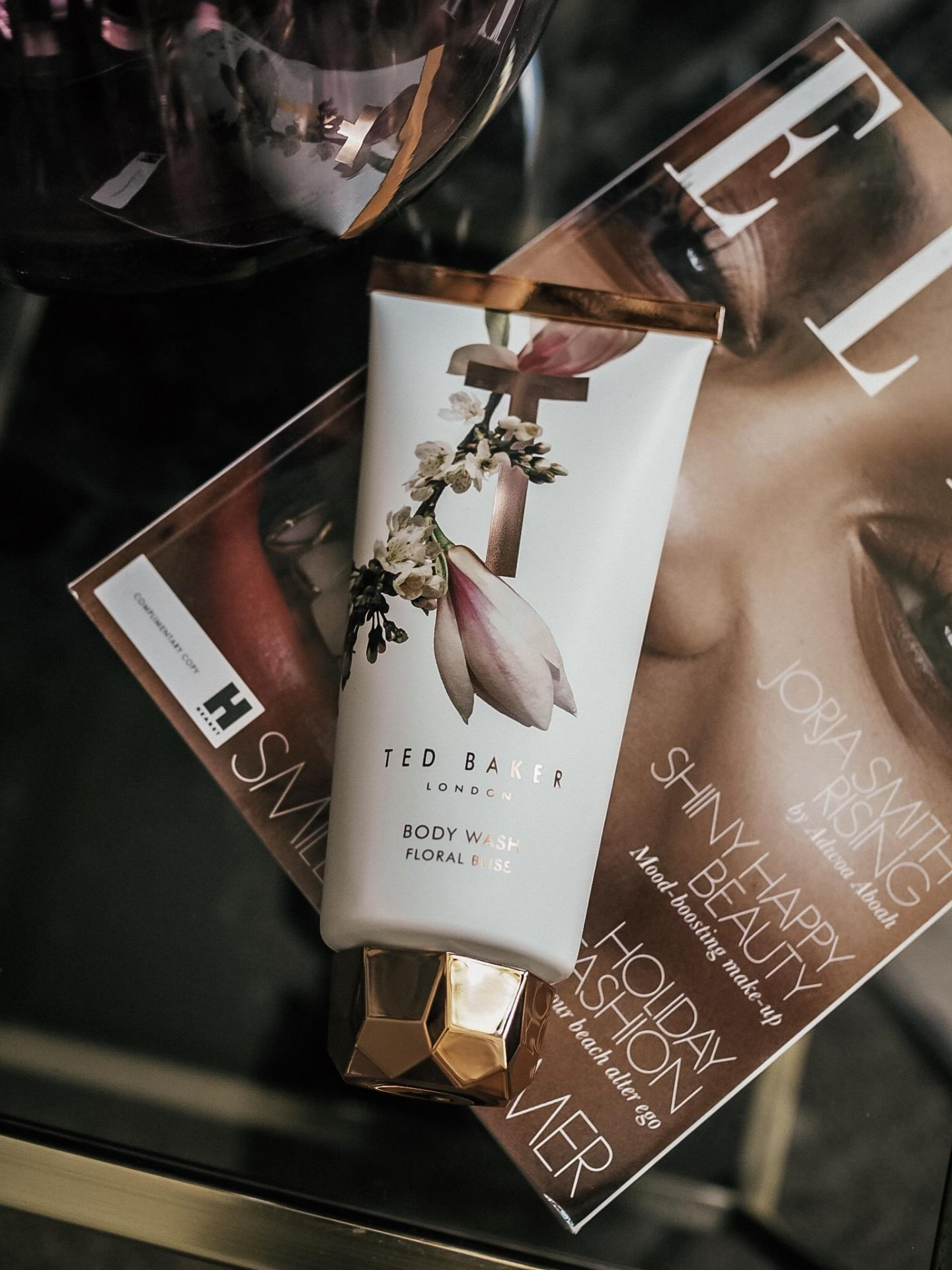 Ted Baker Floral Bliss Body Wash