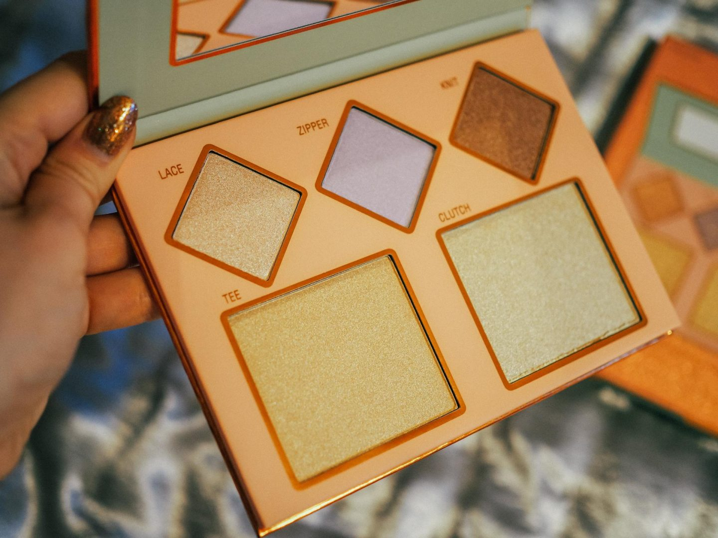 Pixi x RachLoves The Layers Highlighting Palette