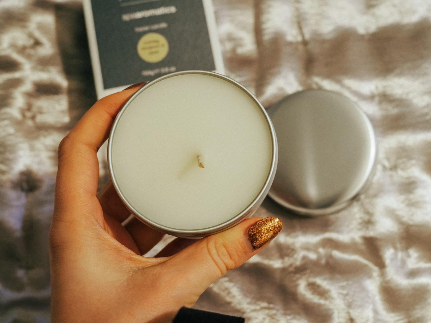 Ark Spa Aromatics Travel Candle